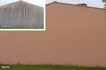entretien de façades